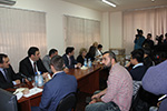 Six Companies Participate in the Bidding for the Construction Works of Talin-Lanjik Road Section (14.10.2015)